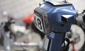 What is Laid Up motorbike insurance?