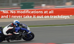Lying when comparing motorbike insurance quotes