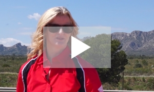 Maria Costello talks to The Bike Insurer