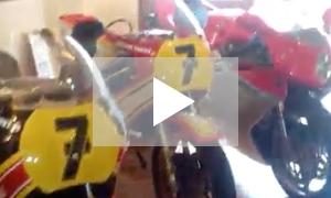 Barry Sheene's Fabulous Motorbike Collection