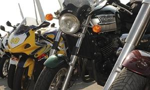 Am I insured to ride somebody else's motorbike?