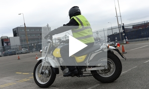 Taking the motorcycle CBT - advice from the instructor