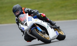 INTERVIEW: Motorcycle racing for beginners with Kayla Barrington