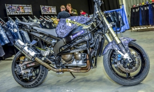 2016 Kickback Custom Bike Show