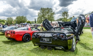 Sun shines on 2016 Herts Auto Show