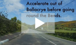 VIDEO: Famous corners and sections from the Isle of Man TT