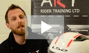 VIDEO: Advanced Rider Training insight