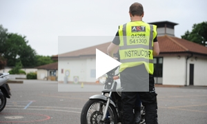 VIDEO: How to become a motorcycle riding instructor