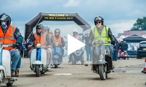 VIDEO: Big 7 Scooter rally 2016
