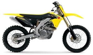 Suzuki updates RM-Z range