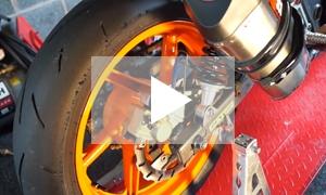 VIDEO: Basic motorcycle brake checks