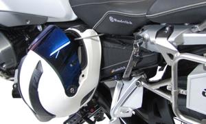 New helmet security system released