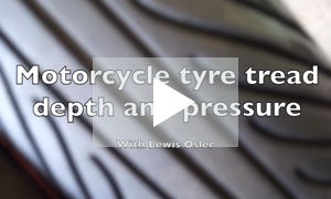 VIDEO: How to check tyre tread depth and pressure