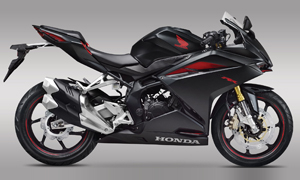 Honda CBR250RR officially revealed