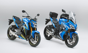 Two new special edition Suzukis on sale