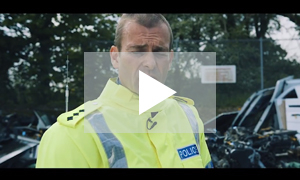 Lancashire Police release filtering fails and tips video