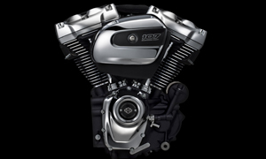 Harley-Davidson releases new engines for 2017