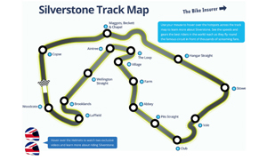 Silverstone - Interactive Infographic