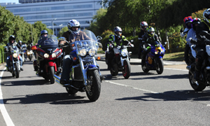 Essex Air Ambulance Motorcycle Run 2016