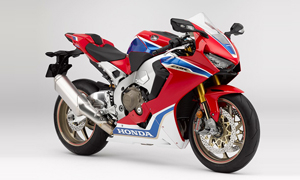 New Honda Fireblade revealed