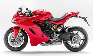 Ducati unveils new Supersport range