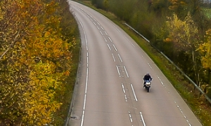 Motorcycle road safety boosted by new partnership