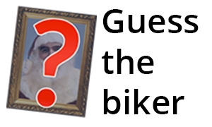Day 2 – Guess the biker
