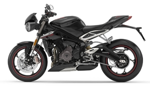 Triumph reveals new Street Triple 765