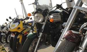 Motorbike sales highest on record