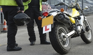 Milton Keynes Council offer motorcycle training