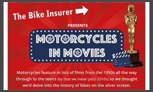 Motorcycles in movies