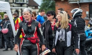 World's Largest All Female Biker Meet 2017