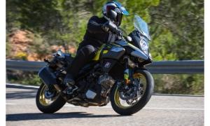 2018 Suzuki DL1000 XT V-Strom review