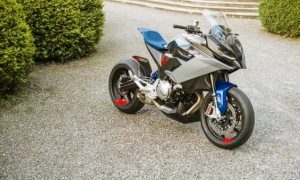 BMW 9cento concept bike revealed