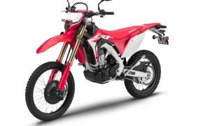 Revealed: New 2019 Honda off-road motorcycle range