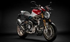 Ducati unveils new Monster 1200 25 Anniversario