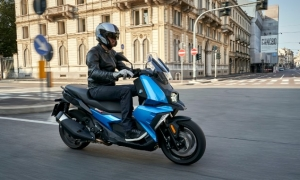BMW C400X 2018 review