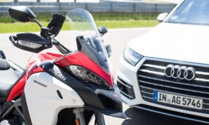 Ducati working on safety communications system