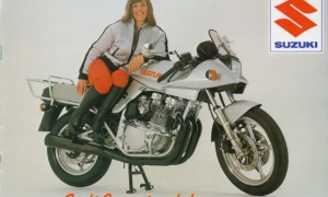 A brief history of the Suzuki Katana