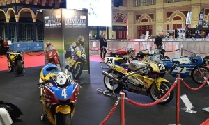 MCN Ally Pally Motorcycle Show