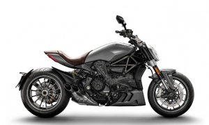 Ducati adds new colour to 2019 XDiavel range