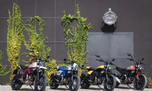 Three new Ducati Scramblers added to the range
