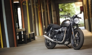 Triumph updates popular Bonneville Street Twin