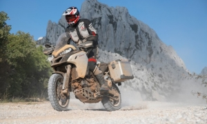 Ducati Multistrada 1260 Enduro updated for 2019
