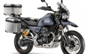 Moto Guzzi rejoins adventure bike class wIth V85 TT
