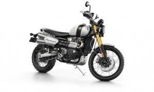 Triumph Scrambler 1200XC and 1200 XE revealed