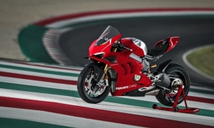 Ducati reveals 221HP 2019 Panigale V4R