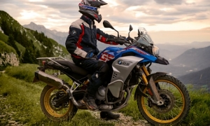New BMW F850GS Adventure