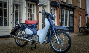 Honda Super Cub C125 review