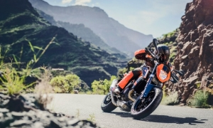 New rules for motorcycles used in tests revealed